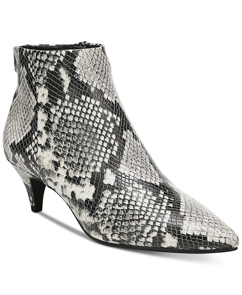 Circus by Sam Edelman Kirby Booties. (Photo: Macy's)