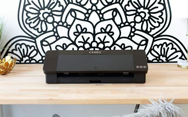 Silhouette Cameo 4 with Bluetooth. (Photo: Amazon)