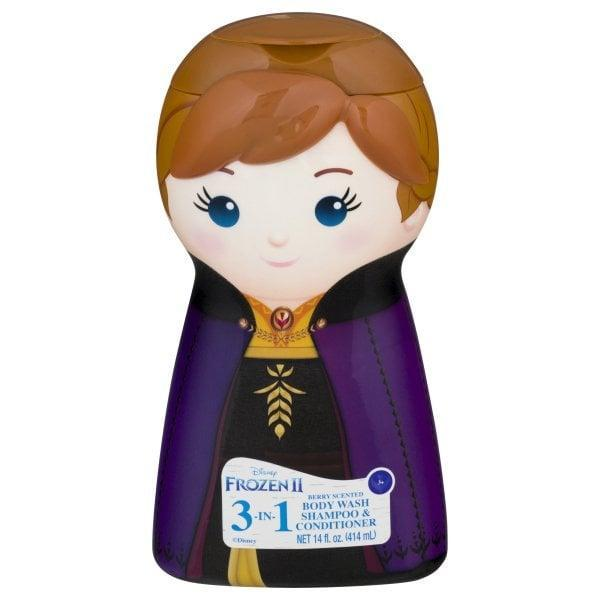 <p>Nothing would make a cuter stocking stuffer than this <span>Frozen Anna 3-in-1 Body Wash</span> ($3).</p>