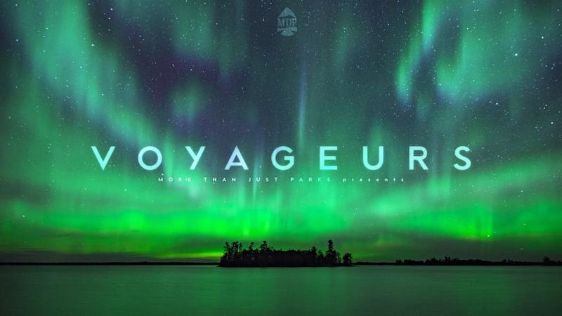 Dreamlike time lapse captures Northern Lights in Voyageurs National Park