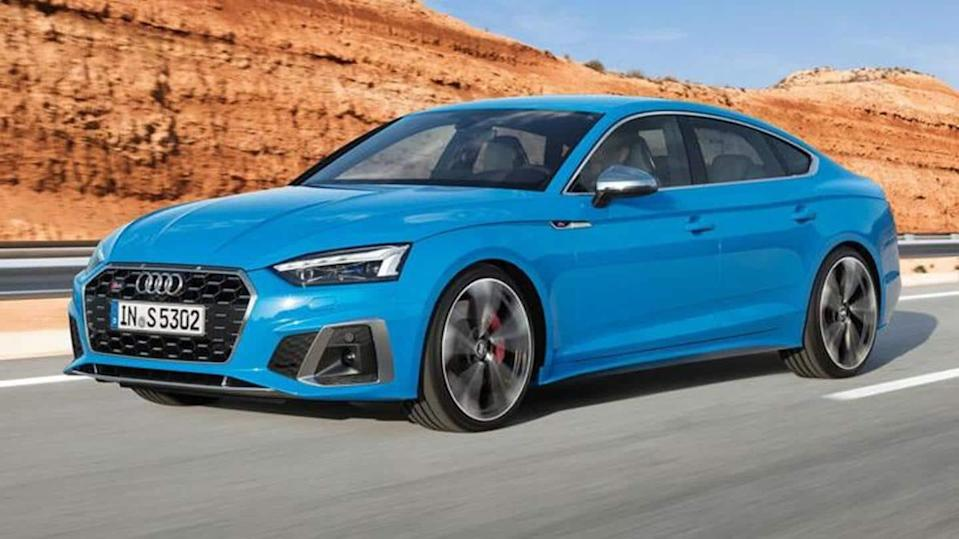 Audi S5 Sportback to debut in India on March 22