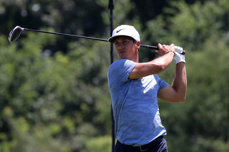 Danish golfer Thorbjorn Olesen allegedly assaulted a sleeping woman on a British Airways flight to London after the WGC-FedEx St. Jude Invitational