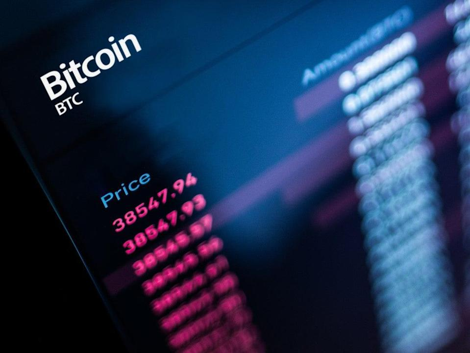 Bitcoin stolen during the hack of cryptocurrency exchange Bitfinex moved on 14 April, 2021 (Getty Images/iStockphoto)
