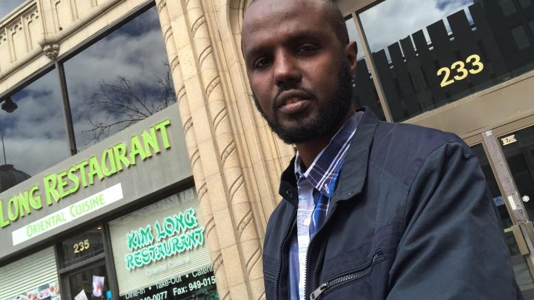 Somali asylum seeker deported for previous 'serious criminality'