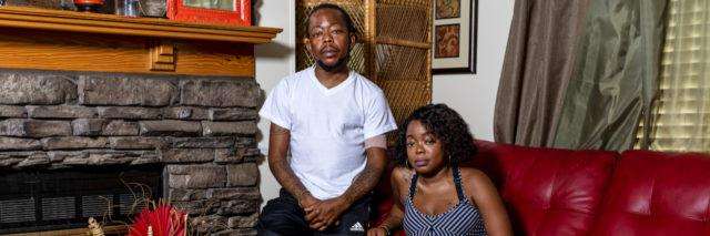 India Hardy, and her brother, Rico, suffer regular bouts of severe pain when their sickle cell disease flares up. They say they used to find relief at St. Mary's, their local hospital in Athens, Georgia, until the facility changed the pain treatment protocol in its emergency room. (Johnathon Kelso for WABE)