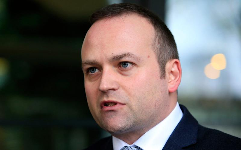 Neil Coyle has been reported to Labour officials after he questioned the party's communications strategy - PA
