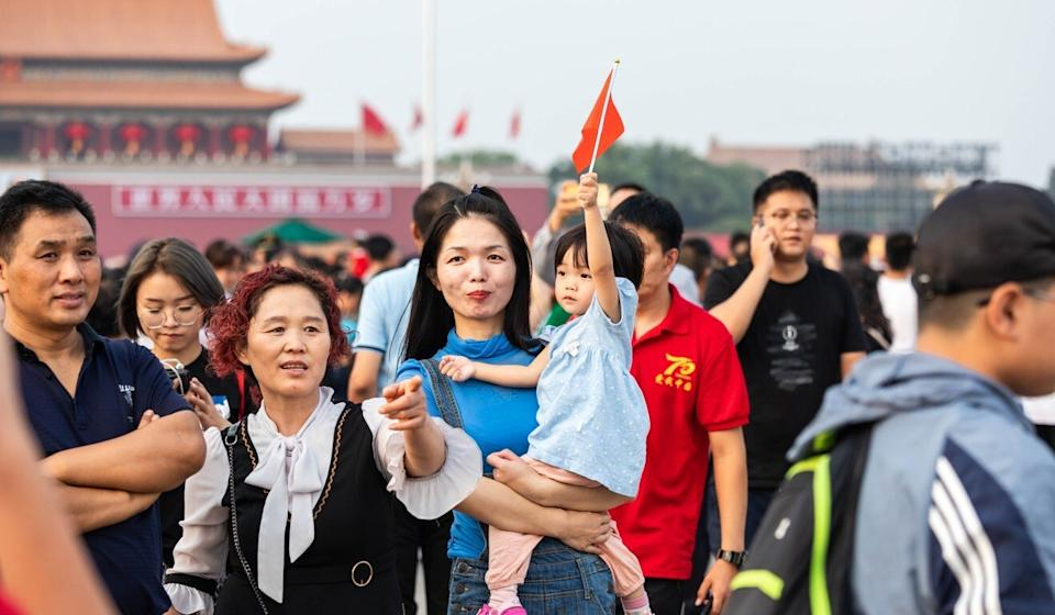 A growing number of well-educated Chinese women are becoming housewives. Photo: Shutterstock