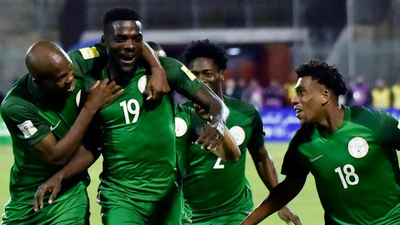 Will Nigeria escape from World Cup Group D?