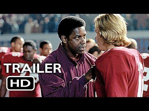 """<p>Football and fall just go together, and this movie, based on a real Virginia high school, shows just how inspiring the sport can get. Denzel Washington plays a coach charged with guiding a newly integrated football team to victory, and although the road there is bumpy, it's worthwhile.</p><p><a class=""""link rapid-noclick-resp"""" href=""""https://www.amazon.com/Remember-Titans-Denzel-Washington/dp/B00HME4QLG/?tag=syn-yahoo-20&ascsubtag=%5Bartid%7C2141.g.33512165%5Bsrc%7Cyahoo-us"""" rel=""""nofollow noopener"""" target=""""_blank"""" data-ylk=""""slk:Stream Now"""">Stream Now</a></p><p><a href=""""https://www.youtube.com/watch?v=35MvdHBWjwU"""" rel=""""nofollow noopener"""" target=""""_blank"""" data-ylk=""""slk:See the original post on Youtube"""" class=""""link rapid-noclick-resp"""">See the original post on Youtube</a></p>"""