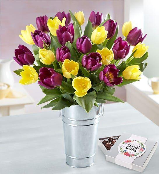 """<p><a href=""""https://go.redirectingat.com?id=74968X1596630&url=https%3A%2F%2Fwww.1800flowers.com%2F&sref=https%3A%2F%2Fwww.thepioneerwoman.com%2Fhome-lifestyle%2Fg36079719%2Fbest-flower-delivery-services%2F"""" rel=""""nofollow noopener"""" target=""""_blank"""" data-ylk=""""slk:Shop Now"""" class=""""link rapid-noclick-resp"""">Shop Now</a></p><p>This popular flower delivery service has seemingly endless bouquets available depending on the occasion. Many come with an option to add a vase, as well as other additions like boxes of chocolates. If you order before 2:30 p.m., select arrangements are even available for same day delivery. Note that most blooms will arrive as the flowers are budding to ensure that the bouquets last as long as possible.</p><p><strong>Shop this bouquet: </strong>Spring Passion Tulip Bouquet, $34.99+ at <a href=""""https://go.redirectingat.com?id=74968X1596630&url=https%3A%2F%2Fwww.1800flowers.com%2Ffarm-fresh-spring-tulips-147128&sref=https%3A%2F%2Fwww.thepioneerwoman.com%2Fhome-lifestyle%2Fg36079719%2Fbest-flower-delivery-services%2F"""" rel=""""nofollow noopener"""" target=""""_blank"""" data-ylk=""""slk:1-800-Flowers"""" class=""""link rapid-noclick-resp"""">1-800-Flowers</a></p>"""