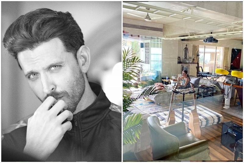 Sussanne Khan Shares Stunning Sea View From Hrithik's Home As They Temporarily Move In Together