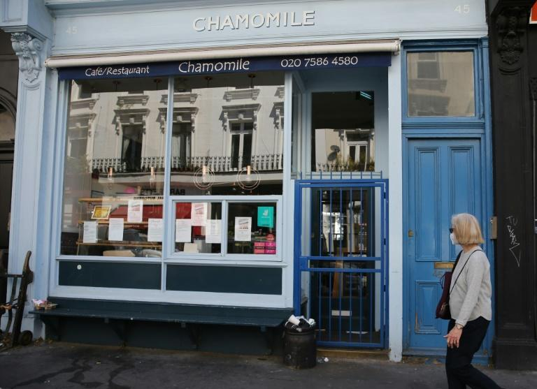 The Chamomile cafe has shut for safety