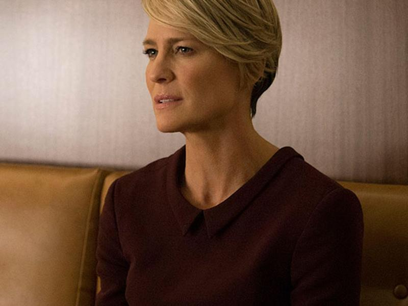 Robin Wright Demands Equal Pay For House Of Cards