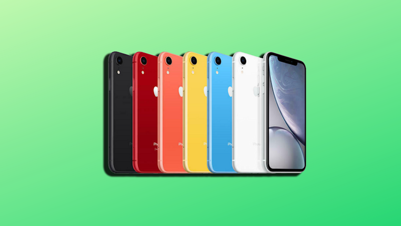 Save $159 on the Apple iPhone XR. (Photo: eBay/Yahoo Lifestyle)