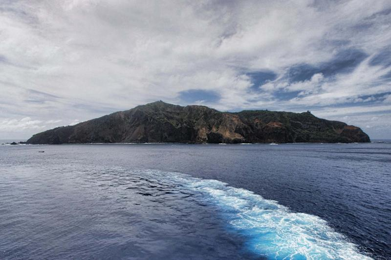 Sailing away from Pitcairn Island, the final stop for the Bounty mutineers: Getty/iStock