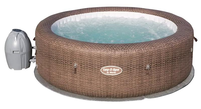 Lay-Z-Spa St Moritz 5-7 Person Hot Tub
