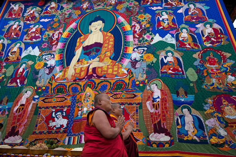 Bhutan takes Buddhism so seriously that no animals are allowed to be slaughtered for consumption within the country: Getty