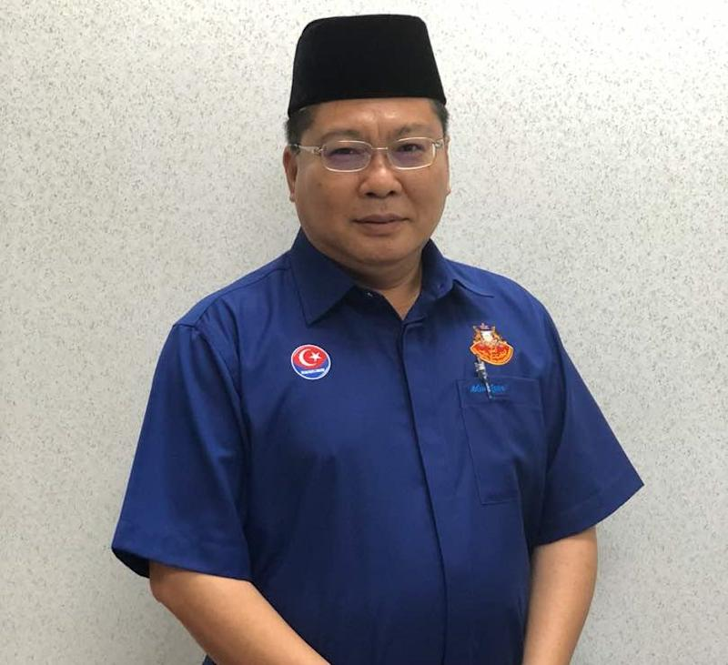 Maulizan is among a handful of Johor party division leaders who have openly backed the call for a change in Umno top leadership. — Picture courtesy of Maulizan Bujang