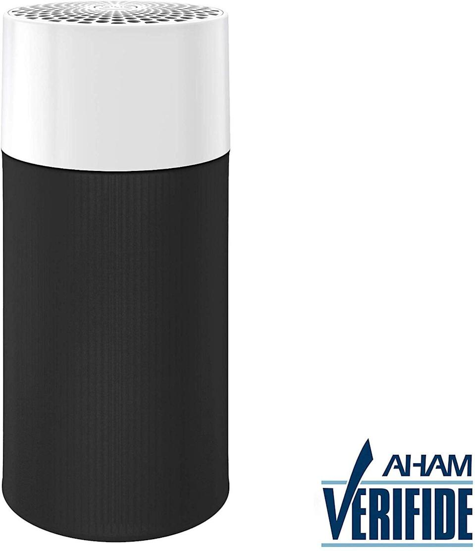 <p>The quite and compact <span>Blue Pure 411 Air Purifier</span> ($100, originally $120) helps remove 99 percent of allergens, odors, smoke , mold spores, dust mites, and pet dander from your room.</p>