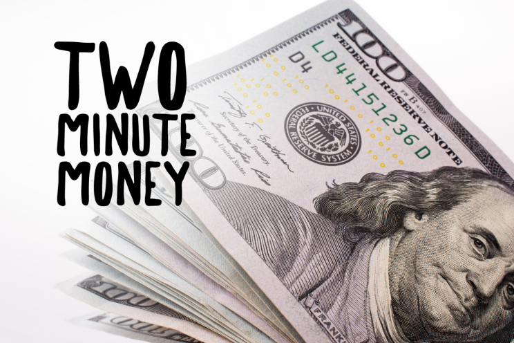 Saving $100 A Month Two Minute Money