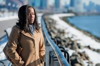 <p>From 2014 to 2018, King was all over television, appearing as Ruby Wain in <em>The Strain</em>, Erika Murphy in <em>The Leftovers</em>, Terri LaCroix, Aliyah Shadeed and Kimara Walters in <em>American Crime,</em> and Latrice Butler in<em> Seven Seconds</em>.</p> <p>The star earned Primetime Emmy wins and Golden Globe nominations for both <em>American Crime</em> and <em>Seven Seconds</em>.</p>