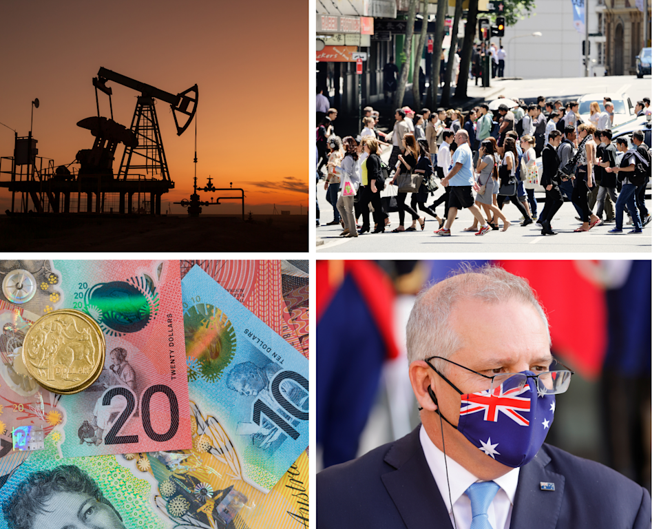 ASX, AUD drops, OPEC to boost oil supply, Scott Morrison loses votes. Here's everything you need to know about finance markets for this morning. Source: Getty