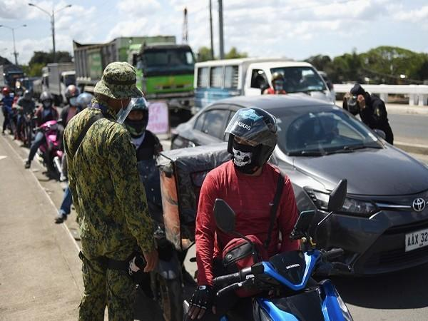 Strict lockdown imposed in Philippines (Credits: Reuters)
