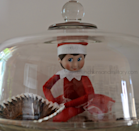 """<p>When you put your elf in a cake stand or a cookie jar, make sure you add an empty wrapper so it looks like your elf has been munching.</p><p><em><a href=""""https://threelittleferns.com/2014/12/meet-lucy-elf.html"""" rel=""""nofollow noopener"""" target=""""_blank"""" data-ylk=""""slk:See more at Three Little Ferns »"""" class=""""link rapid-noclick-resp"""">See more at Three Little Ferns »</a></em></p>"""