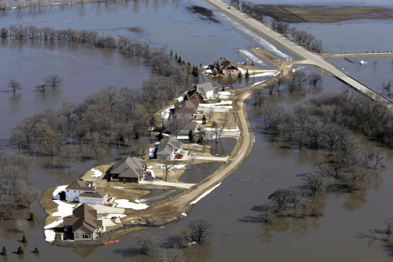 FEMA frustrated by drop in ND flood policies