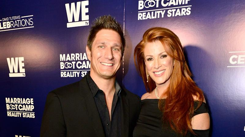 Angie Everhart Files for Divorce From Husband Carl Ferro After 3 Years of Marriage