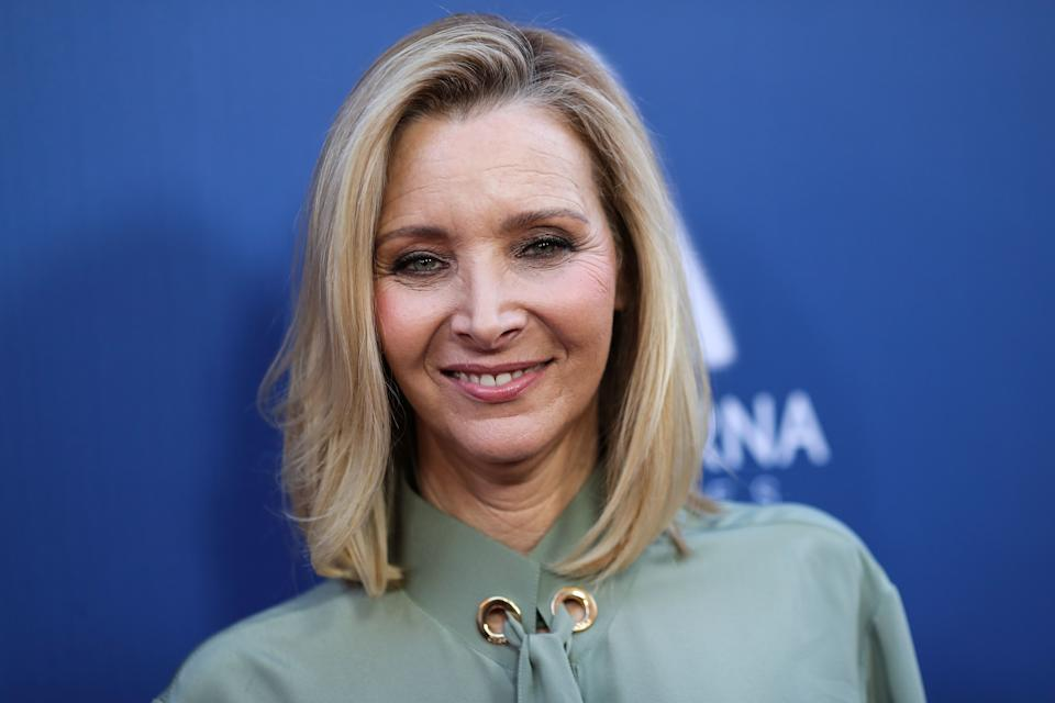 LOS ANGELES, CALIFORNIA, USA - MAY 13: Actress Lisa Kudrow arrives at the Los Angeles Special Screening Of Annapurna Pictures' 'Booksmart' held at the Ace Hotel on May 13, 2019 in Los Angeles, California, United States. (Photo by Xavier Collin/Image Press Agency/Sipa USA)