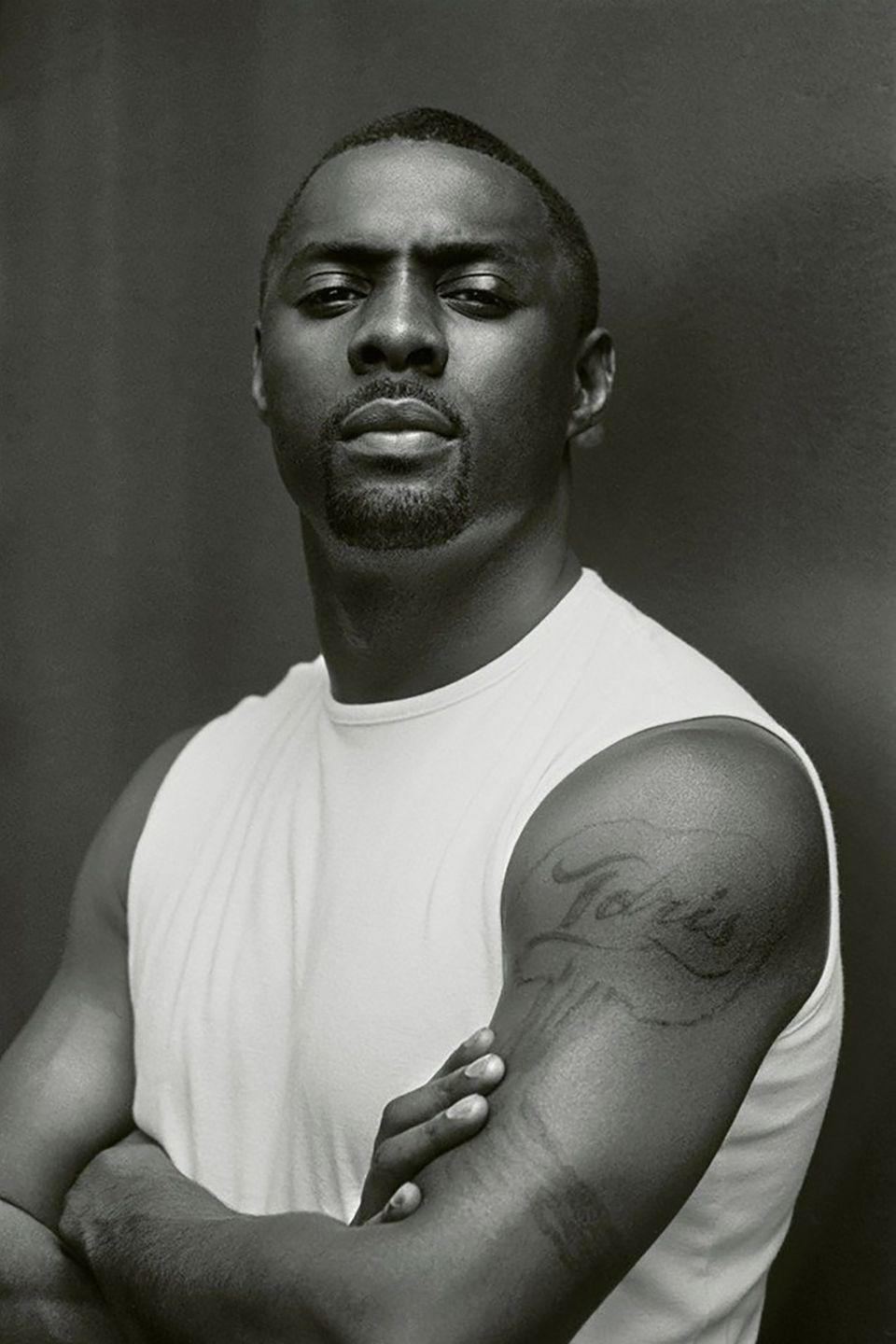 <p>After earning a spot in the National Youth Music Theatre, due to a grant from the Prince's Trust, Idris Elba worked in various odd jobs in his home city of London while auditioning. The actor's first TV role was for the soap opera <em>Family Affairs</em> in 1997. He later became more prominent thanks to his part on HBO's <em>The Wire</em>.</p>