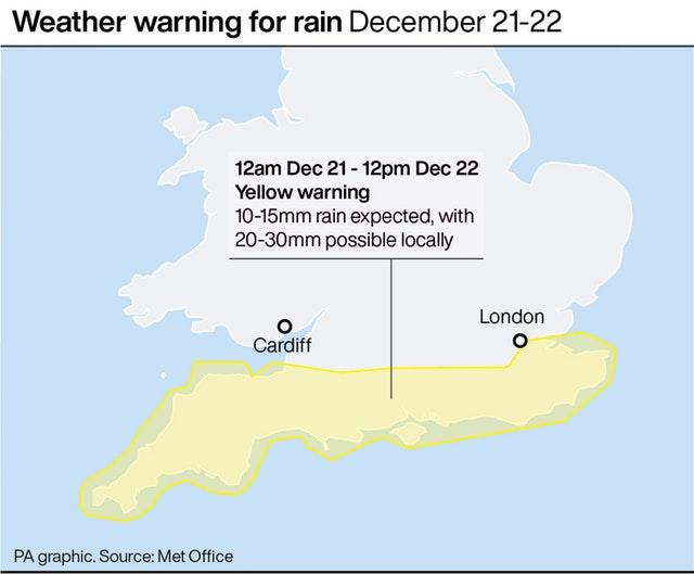 Sussex Police urge motorists not to travel