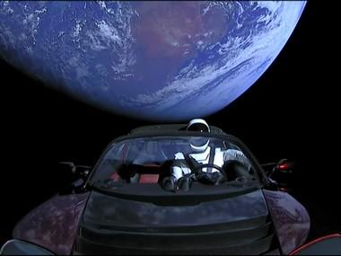 Elon Musk's Tesla Roadster could be carrying bacteria from Earth into space, could be a 'biothreat' say scientists
