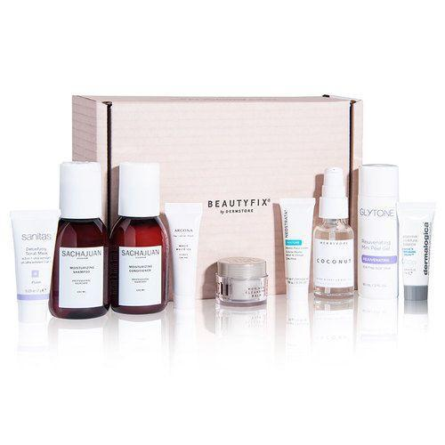 """<p><strong>BeautyFIX</strong></p><p>dermstore.com</p><p><strong>$24.99</strong></p><p><a href=""""https://go.redirectingat.com?id=74968X1596630&url=https%3A%2F%2Fwww.dermstore.com%2Fproduct_Take%2BThe%2BChill%2BOff_81651.htm&sref=https%3A%2F%2Fwww.goodhousekeeping.com%2Fholidays%2Fgift-ideas%2Fg1405%2Fgifts-for-her%2F"""" rel=""""nofollow noopener"""" target=""""_blank"""" data-ylk=""""slk:Shop Now"""" class=""""link rapid-noclick-resp"""">Shop Now</a></p><p>For the moments when she needs to give her skin, hair, and the rest of her body a breather, she can turn to the minis in this beauty box. Inside, it's packed with nine of Dermstore's best products, including Dermalogica Intensive Moisture Balance and Glytone Rejuvenating Mini Peel Gel.</p>"""
