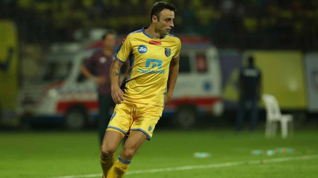 The Bulgarian star appears to have lashed out at the Kerala Blasters coach, judging by his social media activity...