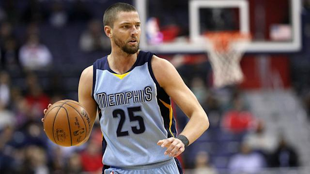 As the Grizzlies feared, Chandler Parsons will require season-ending knee surgery for the third straight year.