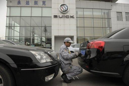 GM has maintained its growth in China in 2012 despite an overall industry slowdown