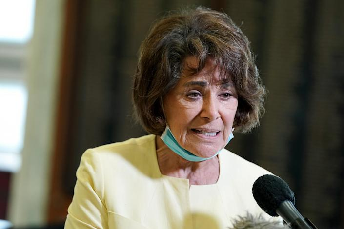 Rep. Anna Eshoo, D-Calif. (Greg Nash/Pool/AFP via Getty Images)