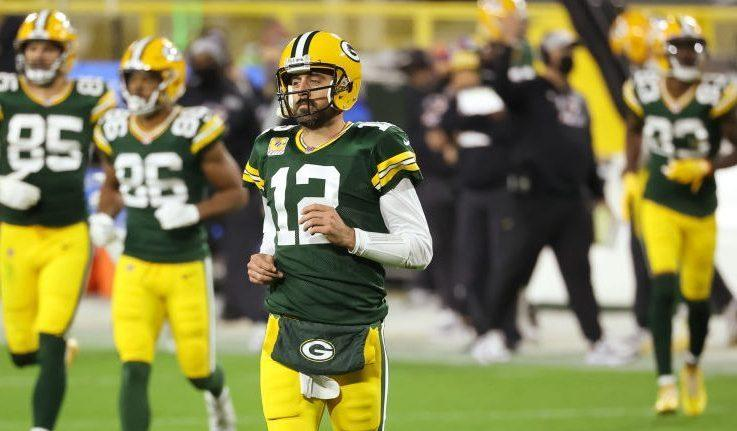 Aaron Rodgers: Down years for me a lot of times are career years for others