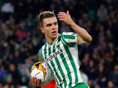LaLiga: Argentine international Giovani Lo Celso joins Real Betis on permanent transfer from Paris Saint-Germain