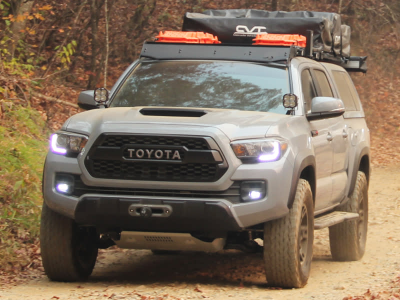 This 2017 Toyota Tacoma Trd Pro Is Ready To Go