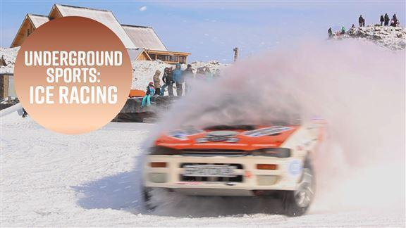 Is it more exciting on ice? From drifting to motocross, racing is taking on a twist in cold countries.