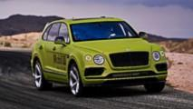 Want an even more expensive Bentley Bentayga but without the same level of practicality? You'll have to wait until next year, apparently.