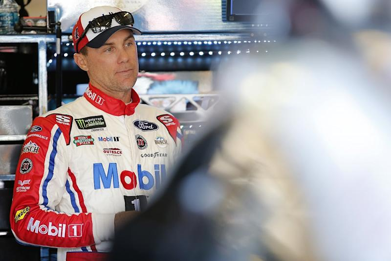 Kevin Harvick penalized, loses locked-in spot at Homestead