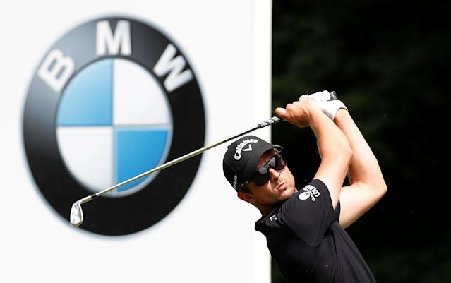 Golf - European Tour - BMW PGA Championship - Wentworth Club, Virginia Water, Britain - May 26, 2018 France's Sebastien Gros in action during the third round Action Images via Reuters/Paul Childs