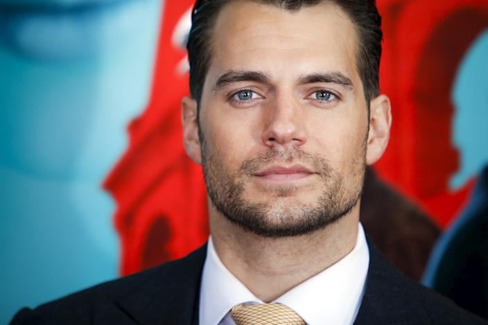 Henry Cavill addressed speculation over his private life in an Instagram post. (Photo: REUTERS/Eduardo Munoz)