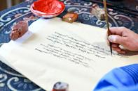 Much of the script uses archaic language which is not familiar to modern Mongolians