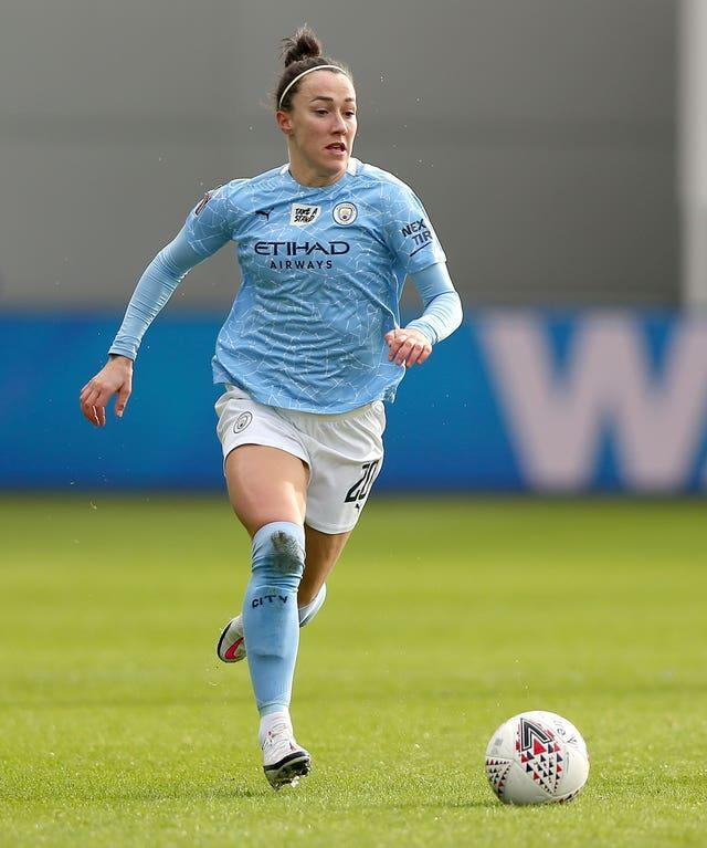 Manchester City players like Lucy Bronze will trial the mouthpieces in training