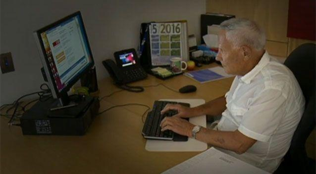 Robert thought he had found a credible relationship on the internet but it turned out to be a scam that cost him over $300,000. Photo: 7 News